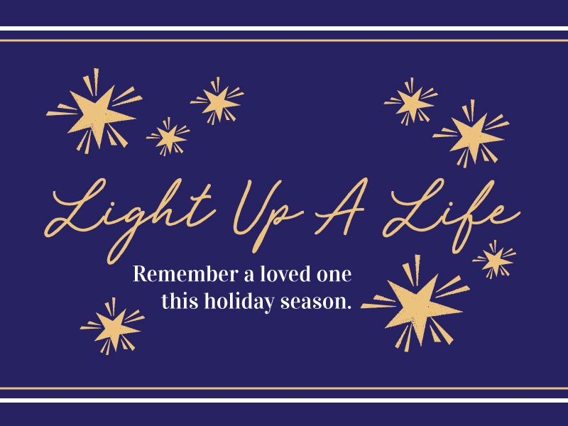Light Up A Life for Hospice